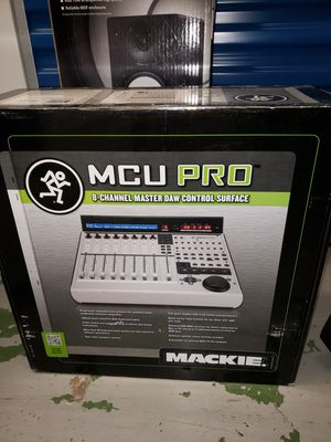 Mackie MCU PRO 8 Channel Mixer for Sale in Washington, DC