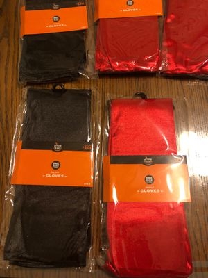"""New 19"""" long adult gloves for Sale in Anaheim, CA"""