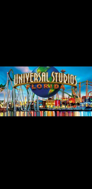 UNIVERSAL STUDIOS DISNEY WORLD SEAWORLD TICKETS for Sale in Orlando, FL