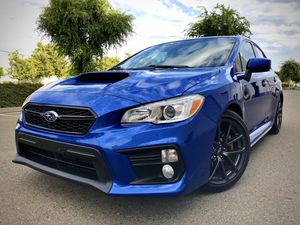 2018 Subaru WRX Premium for Sale in Sacramento, CA