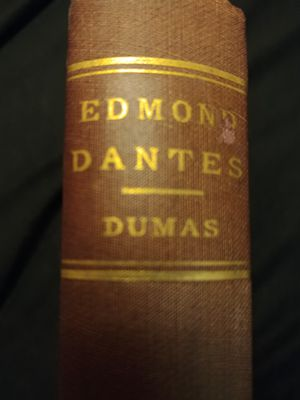 Edmond Dante by Dumas 1st Edition for Sale in Johnston, RI