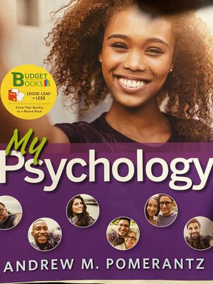 My Psychology for Sale in Columbus, OH