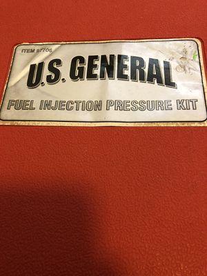 U.S. General Fuel injection Pressure Kit for Sale in Detroit, MI