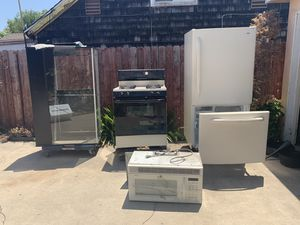 Multiple Appliances for Sale for Sale in Santa Ana, CA