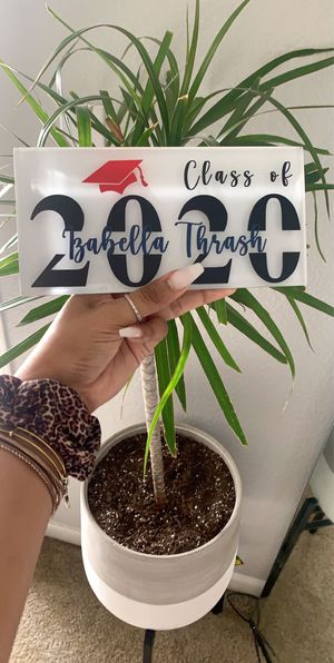 Customized Graduation Tile for Sale in Moreno Valley, CA