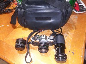 Canon ae-1 film camera for Sale in Burien, WA