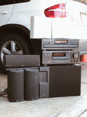 Atlantic Technology 250 series surround sound for Sale in Sacramento, CA