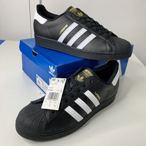 Adidas Superstar Black Size 11 NEW for Sale in Miami, FL