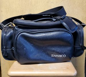 Ambico classic leather bag for Sale in Riverside, CA
