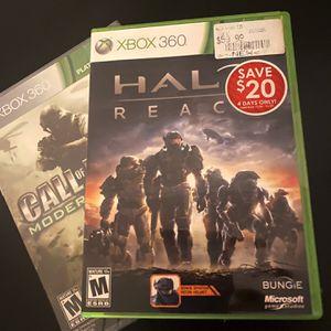 Xbox 360 Games Brand New for Sale in Pompano Beach, FL