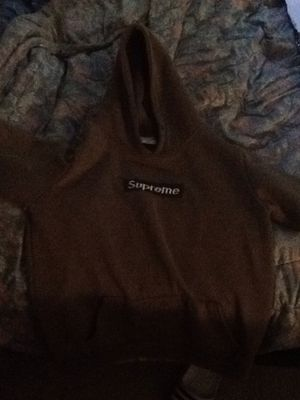Olive Green Supreme Hoodie for Sale in Rockville, MD