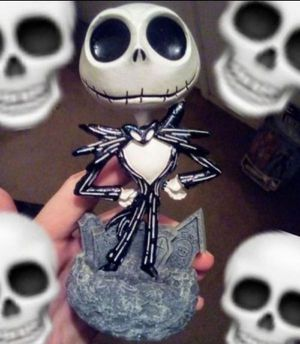 Disney Jack Nightmare Before Christmas statue for Sale in Fresno, CA