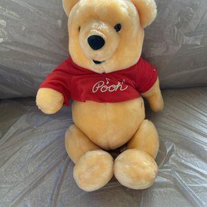 Winnie The Pooh Vintage Teddy Musical for Sale in Lake Elsinore, CA