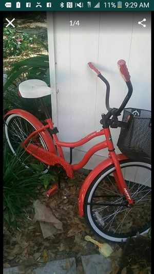 Red Bike for Sale in Orlando, FL