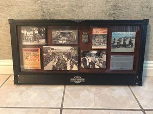 Harley Davidson Framed Event Memorabilia for Sale in Las Vegas, NV