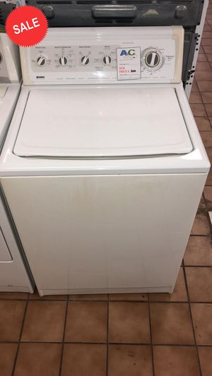 $39 TAKE HOME!High Efficiency Kenmore Washer CONTACT TODAY! #1527 for Sale in Baltimore, MD
