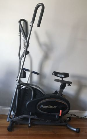 2in1 Fitness Reality Elliptical for Sale in Boston, MA