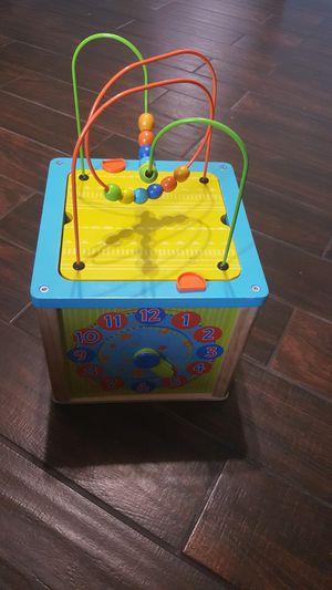 Activity cube toy for Sale in Phoenix, AZ