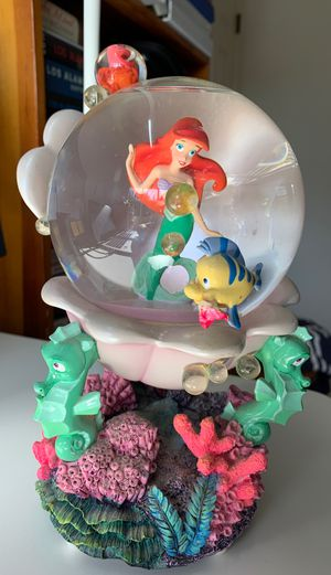Collectors Little Mermaid Snowglobe for Sale in Rossmoor, CA
