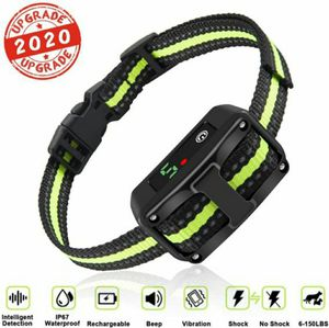 Smart Dog Bark Collar, 2 Anti Barking Modes w/5 Adjustable Sensitivity Levels for Small, Medium and Large Dogs, for Sale in Fontana, CA