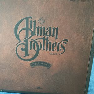 All man Brothers Band (4 Compact Disc Collectors Box) for Sale in Thomasville, GA