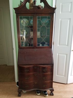 Early 1900's Antique Secretary Desk for Sale in Inwood, WV