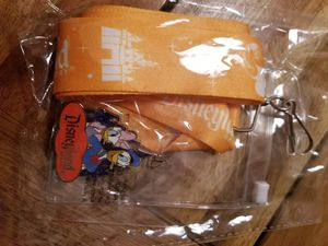 Disney Land Pin and Badge Holder for Sale in SeaTac, WA