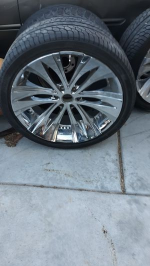 """Chevy wheels 24"""" for Sale in Las Vegas, NV"""