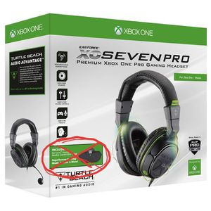 Turtle Beach - Ear Force XO Seven Pro Premium Gaming Headset - for Sale in Los Angeles, CA