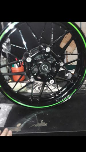 Motorcycle rims oem and mobile maintenance for Sale in Orlando, FL