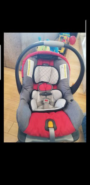 Chico Baby Car Seat and 2 car bases for Sale in Norco, CA