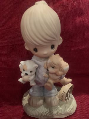 Precious Moments Blessed are the peacemakers figurine for Sale in Punta Gorda, FL