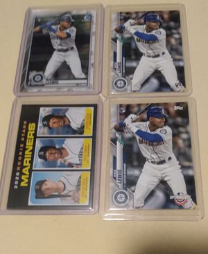 Kyle Lewis rookie cards for Sale in Tacoma, WA