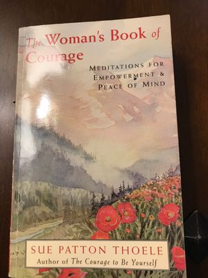 The Woman's Book of Courage for Sale in West Covina, CA