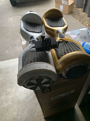 2 Hover boards for Sale in Stockton, CA