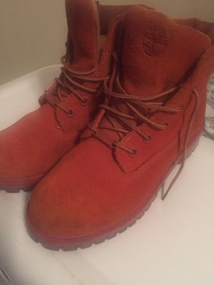Timb. Boots youth 5 for Sale in Orland Park, IL