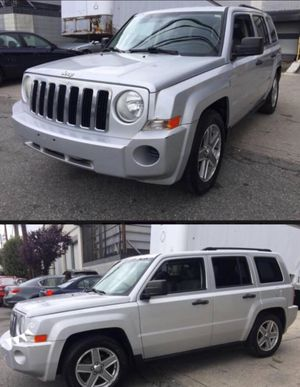 $4000 JEEP PATRIOT SPORT mint condition inside out 198k ALL HIGHWAY MILES . Well maintained engine and transmission. Clean title for Sale in The Bronx, NY