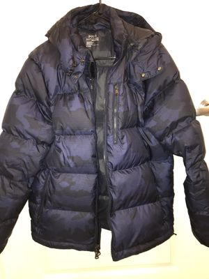 Men's Polo Ralph Lauren Bubble Coat for Sale in Wheaton, MD