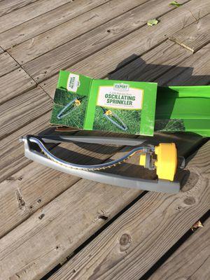 Oscillating sprinkler for Sale in Norfolk, VA