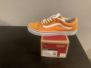 Brand new vans NEVER BEEN WORN men's size 11 for Sale in Washington, DC