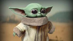 Baby Yoda Disney Plush for Sale in Newark, NJ