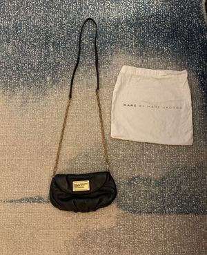 Marc by Marc Jacobs Black Leather Mini Bag for Sale in New York, NY