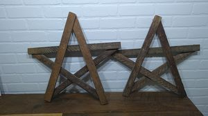 Wooden stars for Sale in Ephrata, PA