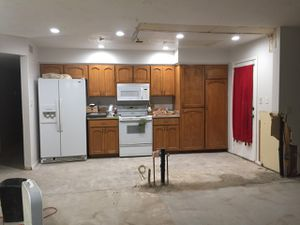 Set of 4 white appliances. Stove dishwasher refrigerator for Sale in Scottsdale, AZ