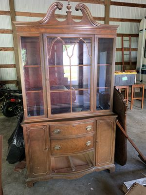 Antique China Cabinet for Sale in Arlington, WA