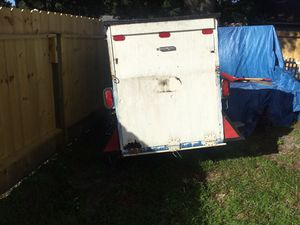 Small home built trailer for Sale in Riverview, FL