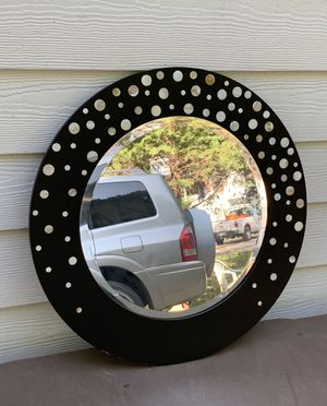 Round Shape Wall Decor Mirror for Sale in Dallas, GA