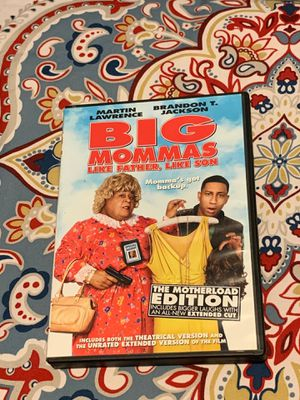 Big mommas like father like son for Sale in Berkeley, MO