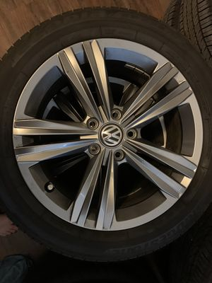 Set of 4 Rims and Tires for Sale in Haines City, FL