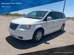 2010 Chrysler Town & Country for Sale in Maricopa, AZ